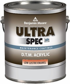 Benjamin moore paint available at california paint company - Benjamin moore ultra spec exterior ...