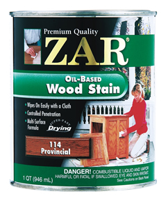 Interior & Exterior Wood Stains - California Paint Company